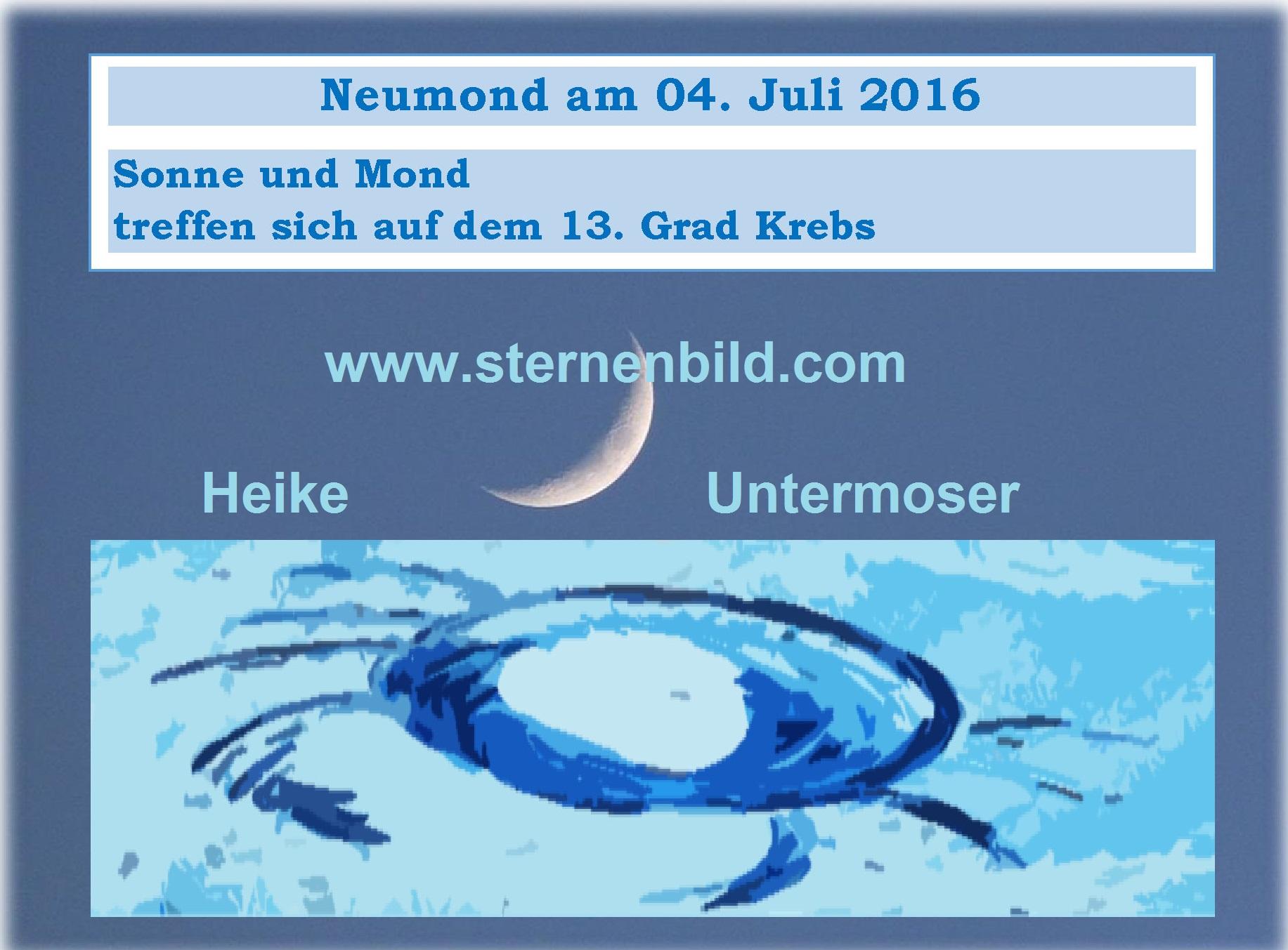 Neumond Krebs 2