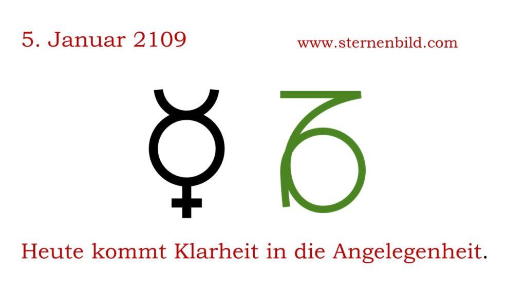 Merkur im Steinbock