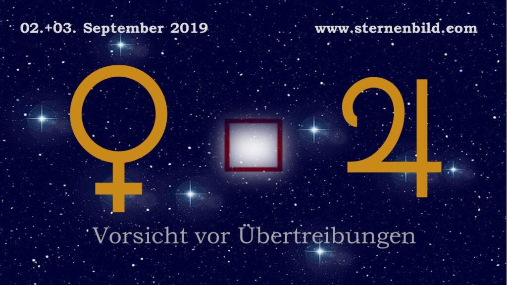 Venus Quadrat Jupiter