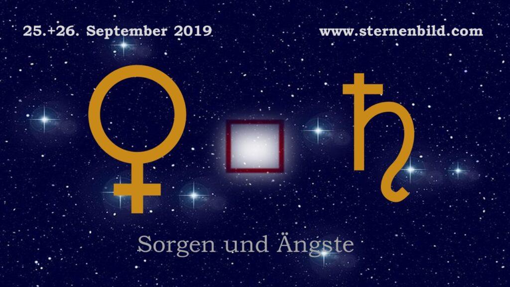 Venus Quadrat Saturn