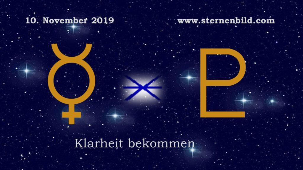 Merkur Sextil Pluto