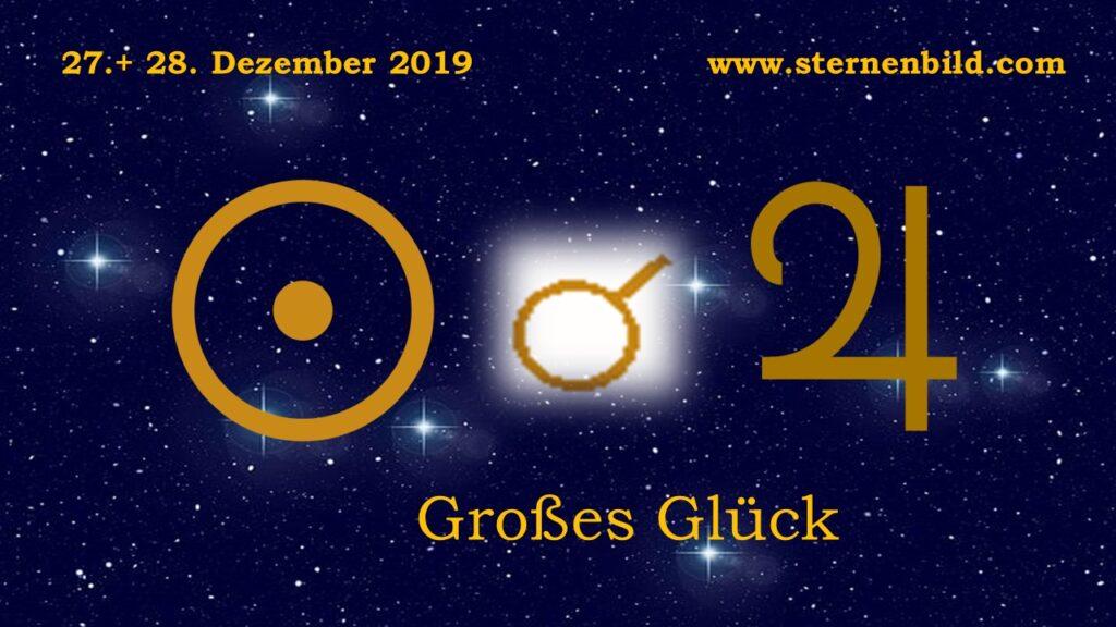 Sonne (Steinbock) Konjunktion Jupiter (Steinbock)