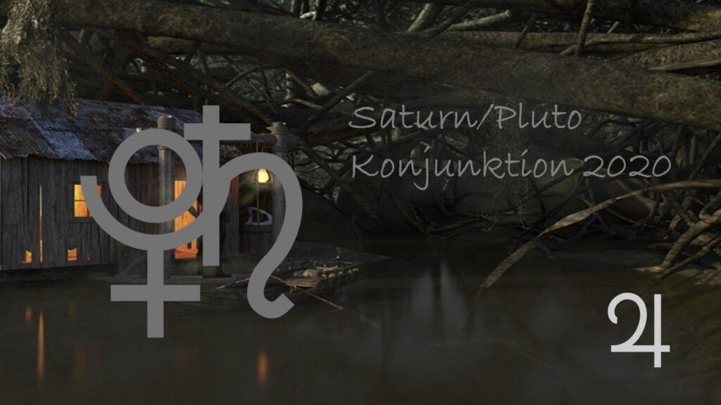 Saturn/Pluto Konjunktion 2020