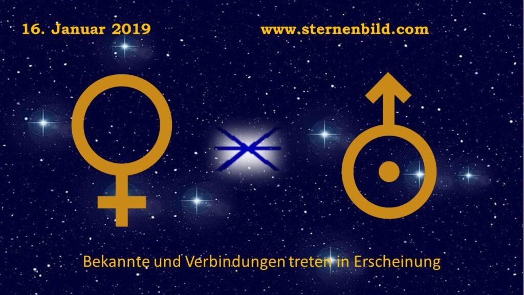 Venus Sextil Uranus
