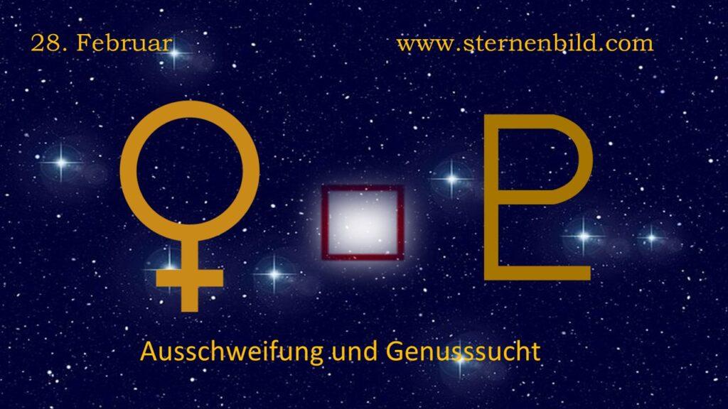 Venus Quadrat Pluto
