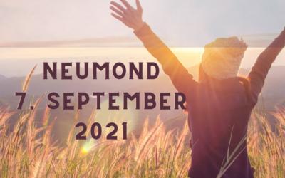 Neumond 7. September 2021