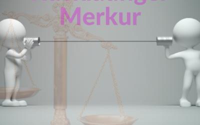 Rückläufiger Merkur 2021